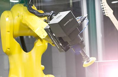 Robotizovaná hlava